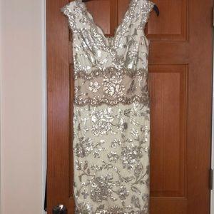 Tadashi shoji size 6 dress